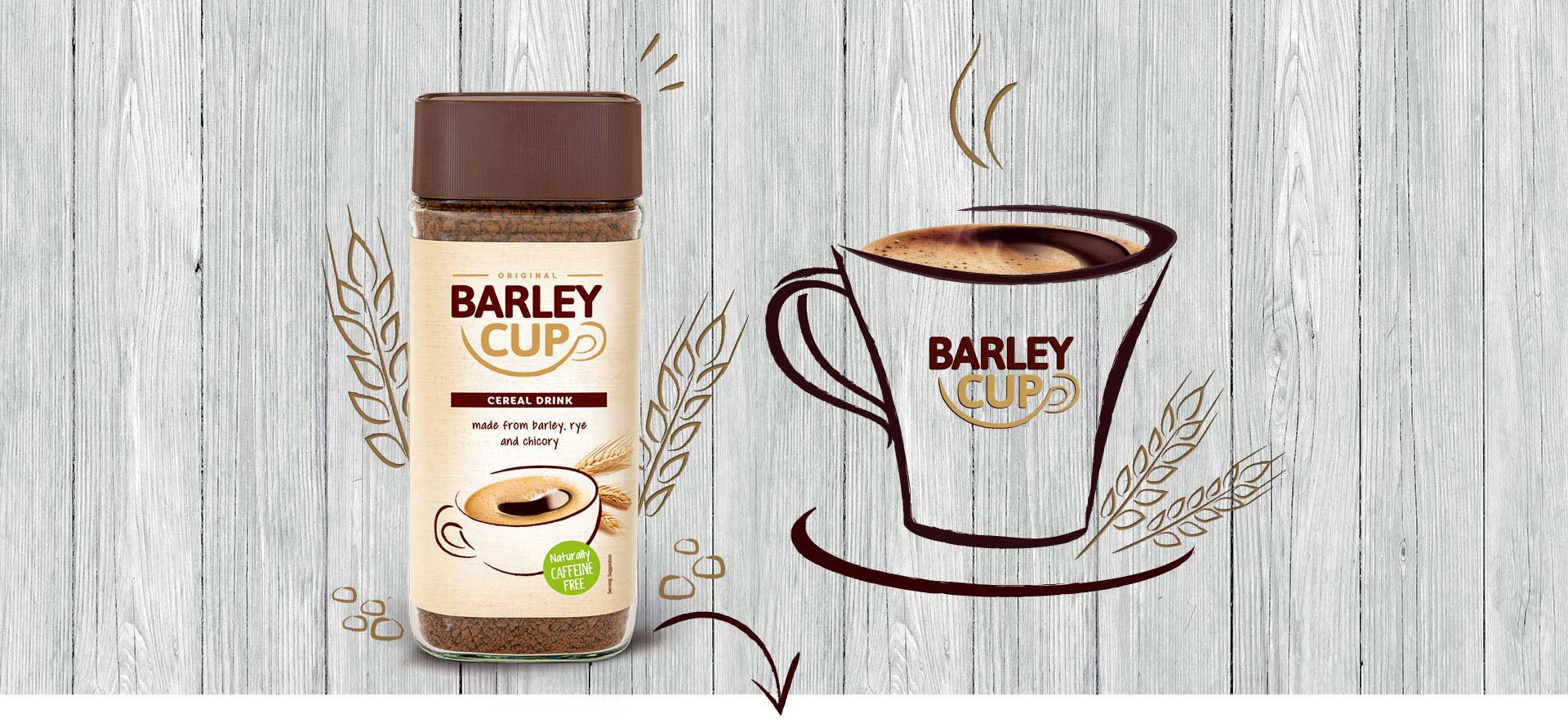 Barleycup in granules