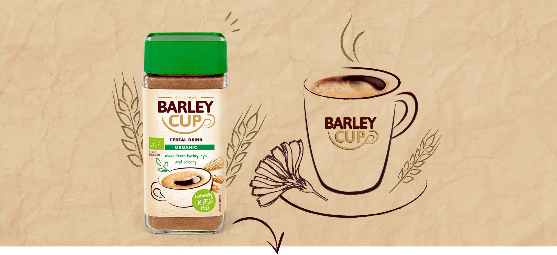 Barleycup Organic